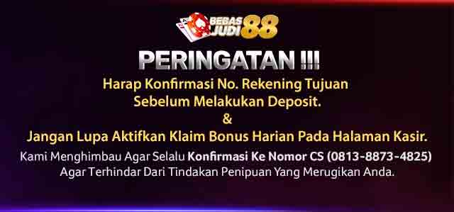 Announcement Banking